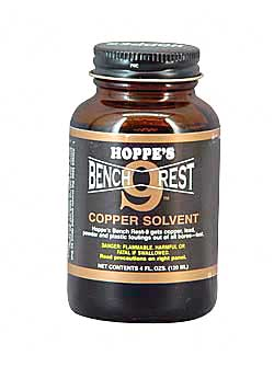 HOPPES #9 4OZ BENCH REST 10/BX