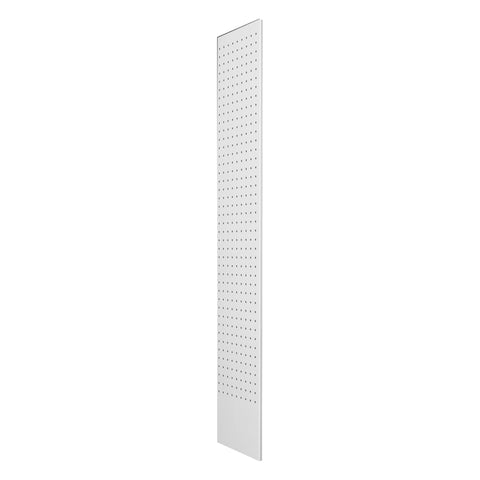 Peg Board Door Panel for Closet Vault