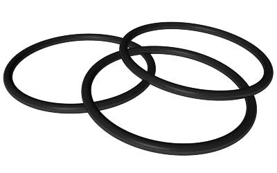 REM 1100/11-87 BARREL SEALS 3PK