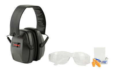 SL RANGE KIT EARMUFF/GLASSES/PLUGS