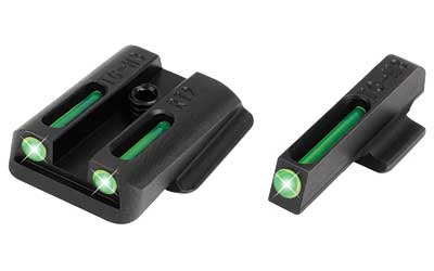 TRUGLO BRITE-SITE TFO RUGER LC GRN