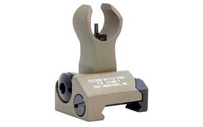 TROY FLDNG HK FRONT BATTLE SIGHT FDE