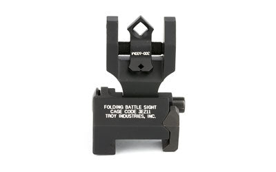 TROY FLDNG REAR DI-OPTIC SGHT BLK