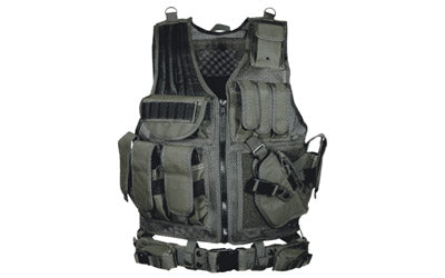 UTG LE TACTICAL VEST BLACK