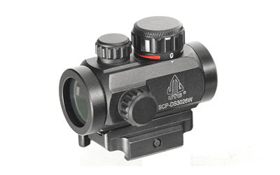 "UTG 2.6"" ITA RED/GRN DOT SIGHT W/MNT"
