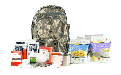 WISE 5 DAY SURVIVAL BACKPACK CAMO