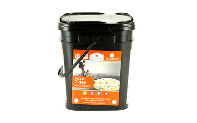 WISE 7 DAY FOOD SUPPLY BUCKET 50 SEV