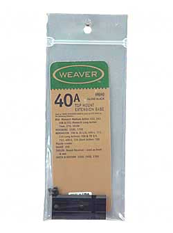 WEAVER #40A REM 700/78 SA IN 17 222