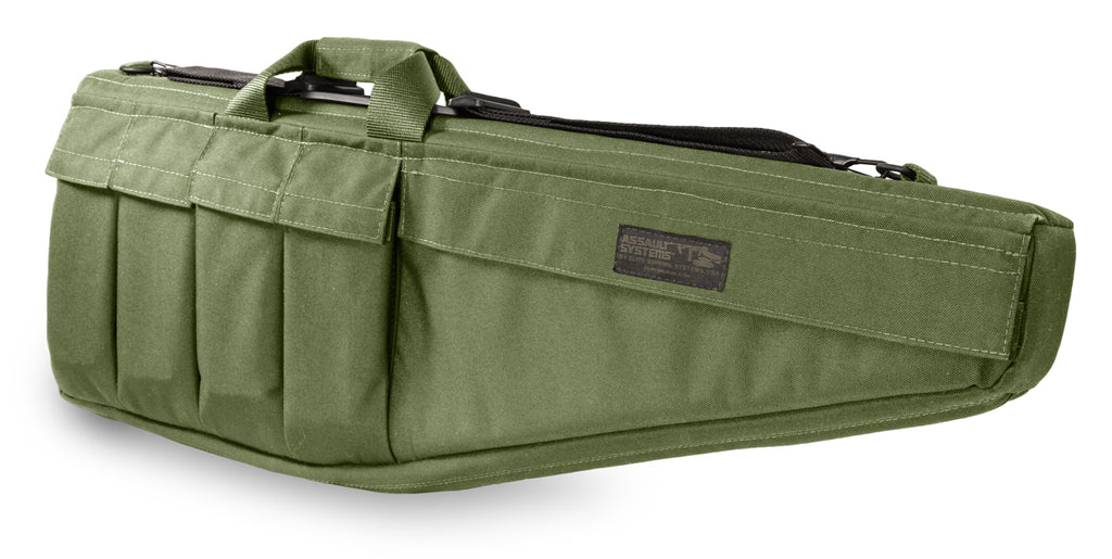 "Assault Systems Rifle Case, 33"", Olive Drab"