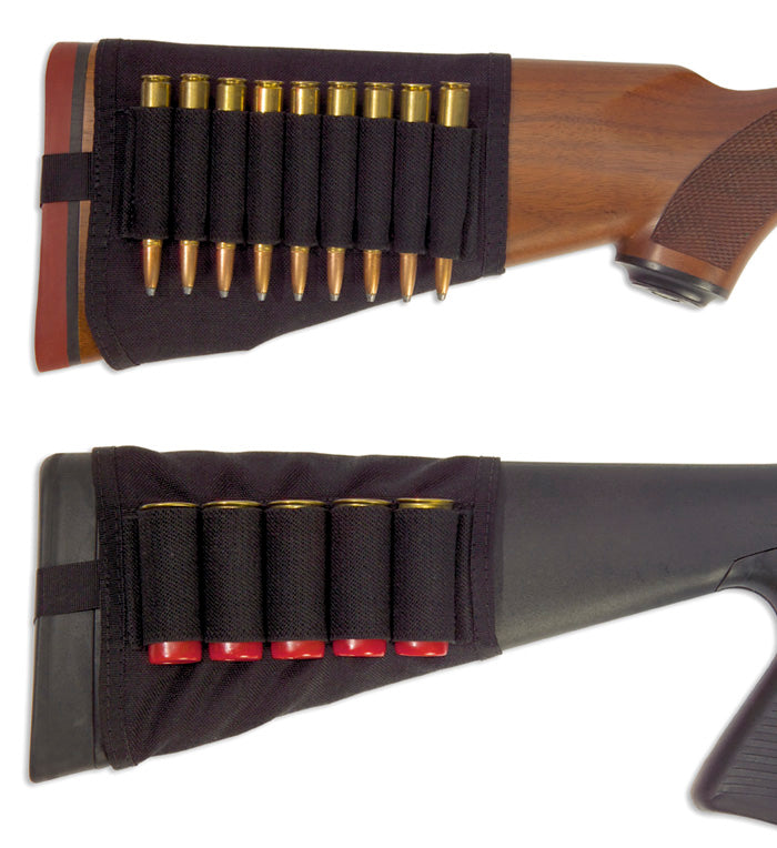 Butt Stock Ammo Carrier, Shotshell