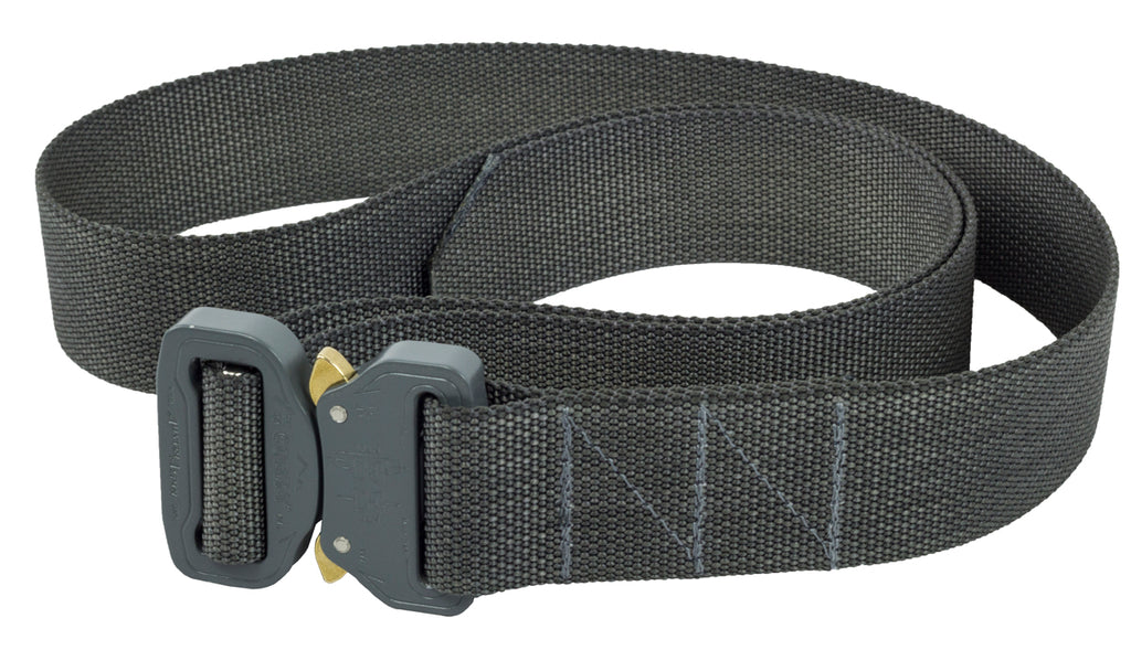 Cobra Pants Belt, Wolf Gray, 50""