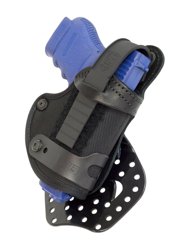 Contour Paddle Holster, Size 7, Right Hand, Fits Colt 380 Gov't and similar, Left Hand