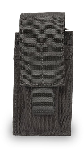 Velcro Attach Single Pistol Magazine/Knife Pouch