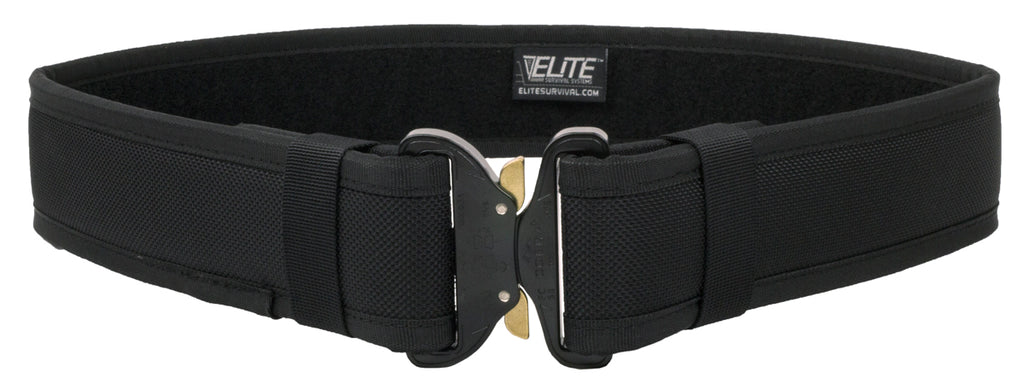 DuraTek Molded Duty Belt, 2.25 wide, Medium, Cobra Buckle