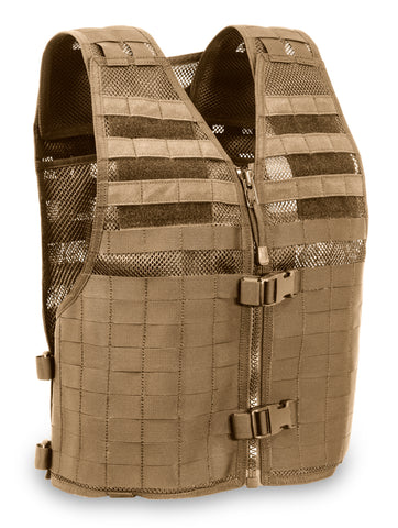 "MVP ""Evolve"" Tactical Vest, Coyote Tan"