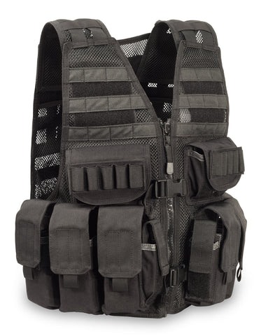 "MVP ""Payload"" Tactical Vest, Black"