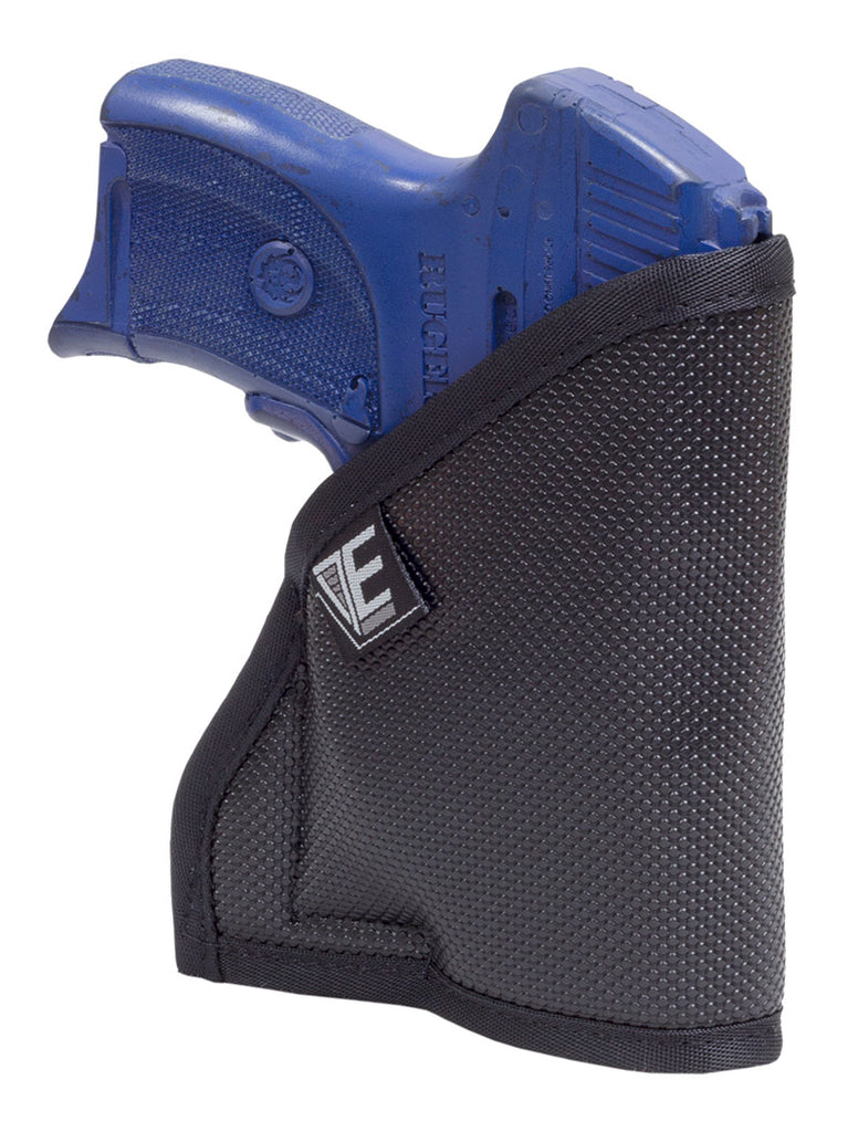 "Pocket Holster for Ruger LCR and 2"" J Frame Revolvers w/laser"