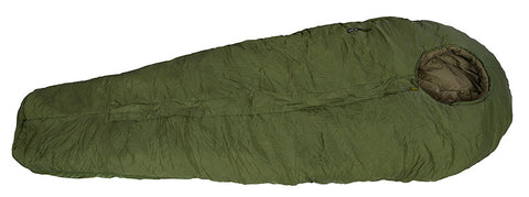 Recon 2 Sleeping Bag, Olive Drab, Rated to 41 Degrees Fahrenheit