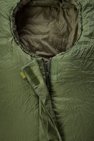 Recon 4 Sleeping Bag, Coyote Tan, Rated to 14 Degrees Fahrenheit