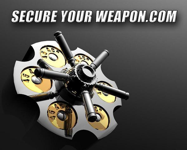 Secure Your Weapon