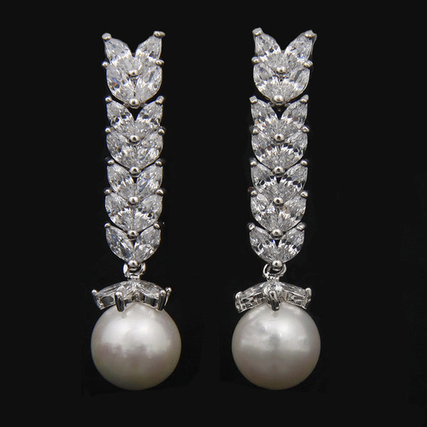 High Dazzle Pearl Drops