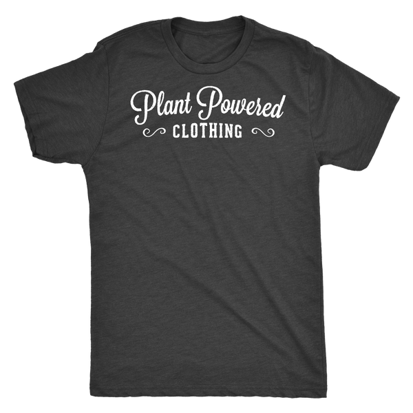 Plant Powered Clothing - Logo