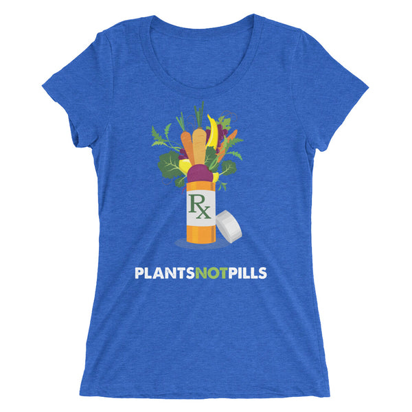 Plants not Pills (Women's Shirt)