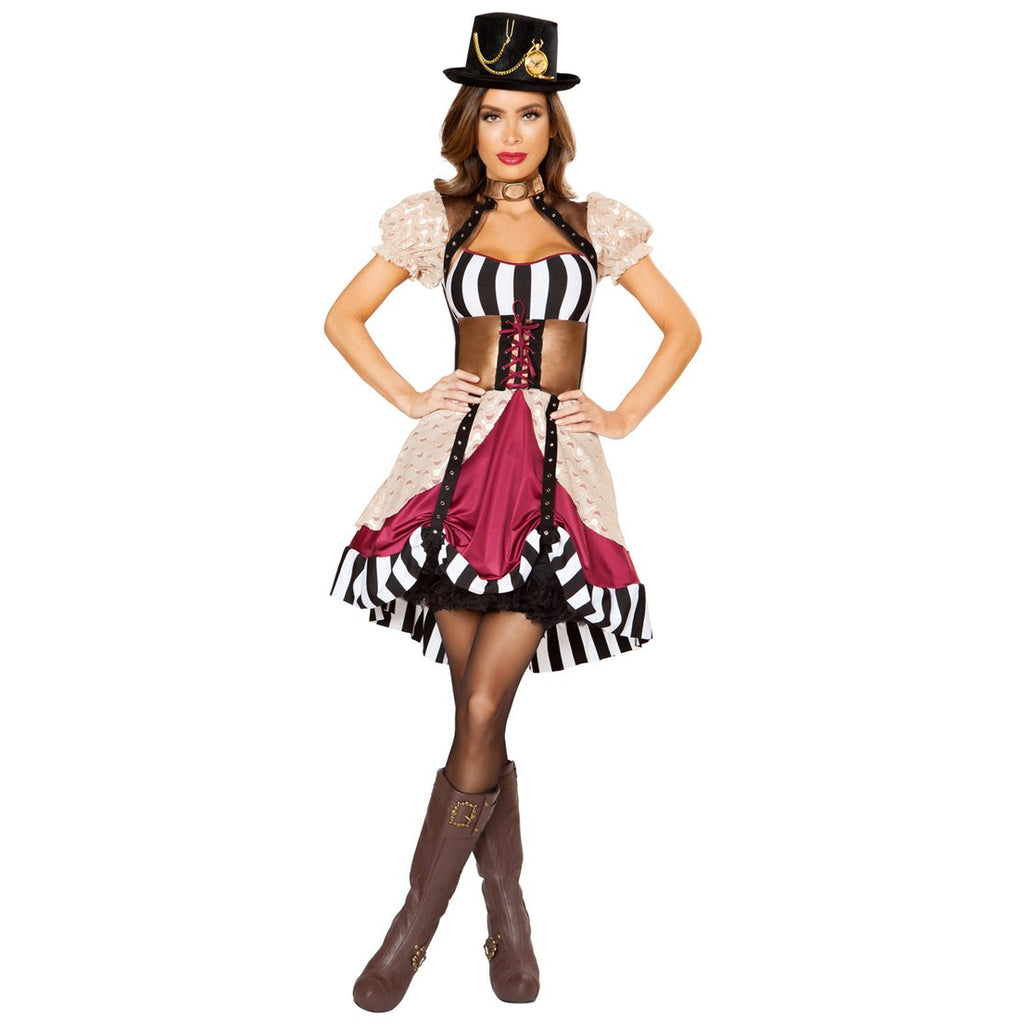 Sexy Steampunk Costume for Women