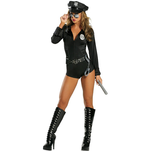 Lady Cop - Charmed Costumes