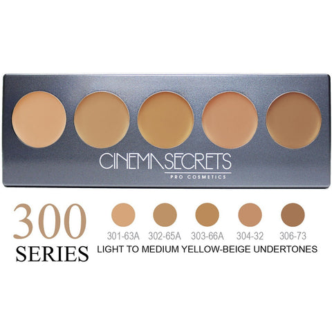 Cinema Secrets Foundation Palette 300