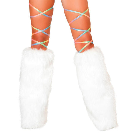 "100"" Printed Thigh Wraps Rainbow - Charmed Costumes"