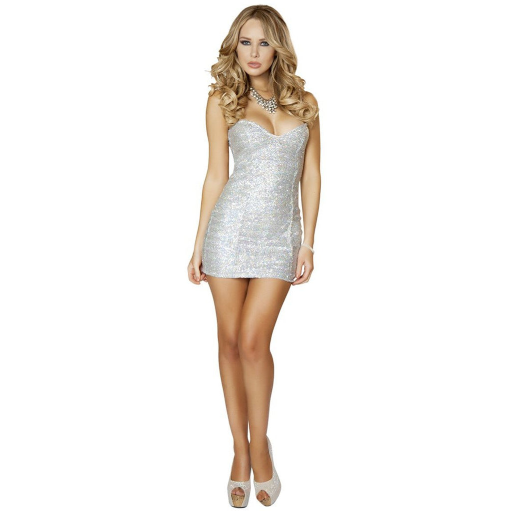 Sequin Mini Dress - Charmed Costumes