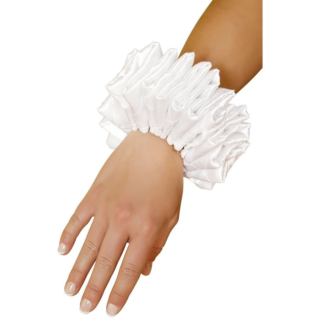 Ruffled Wrist Cuffs - Charmed Costumes