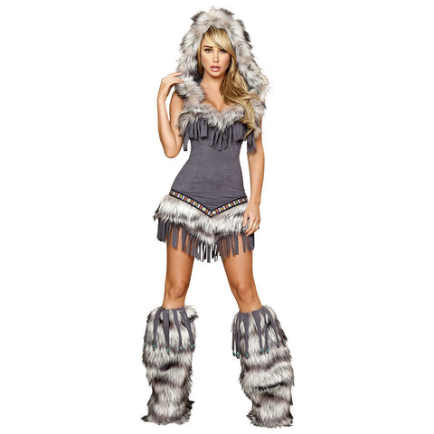 Native American Temptress - Charmed Costumes