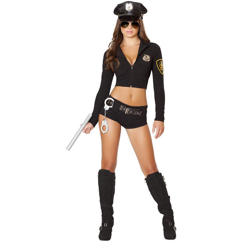 Officer Hottie - Charmed Costumes