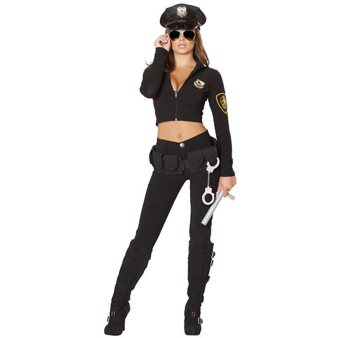 Seductive Cop - Charmed Costumes