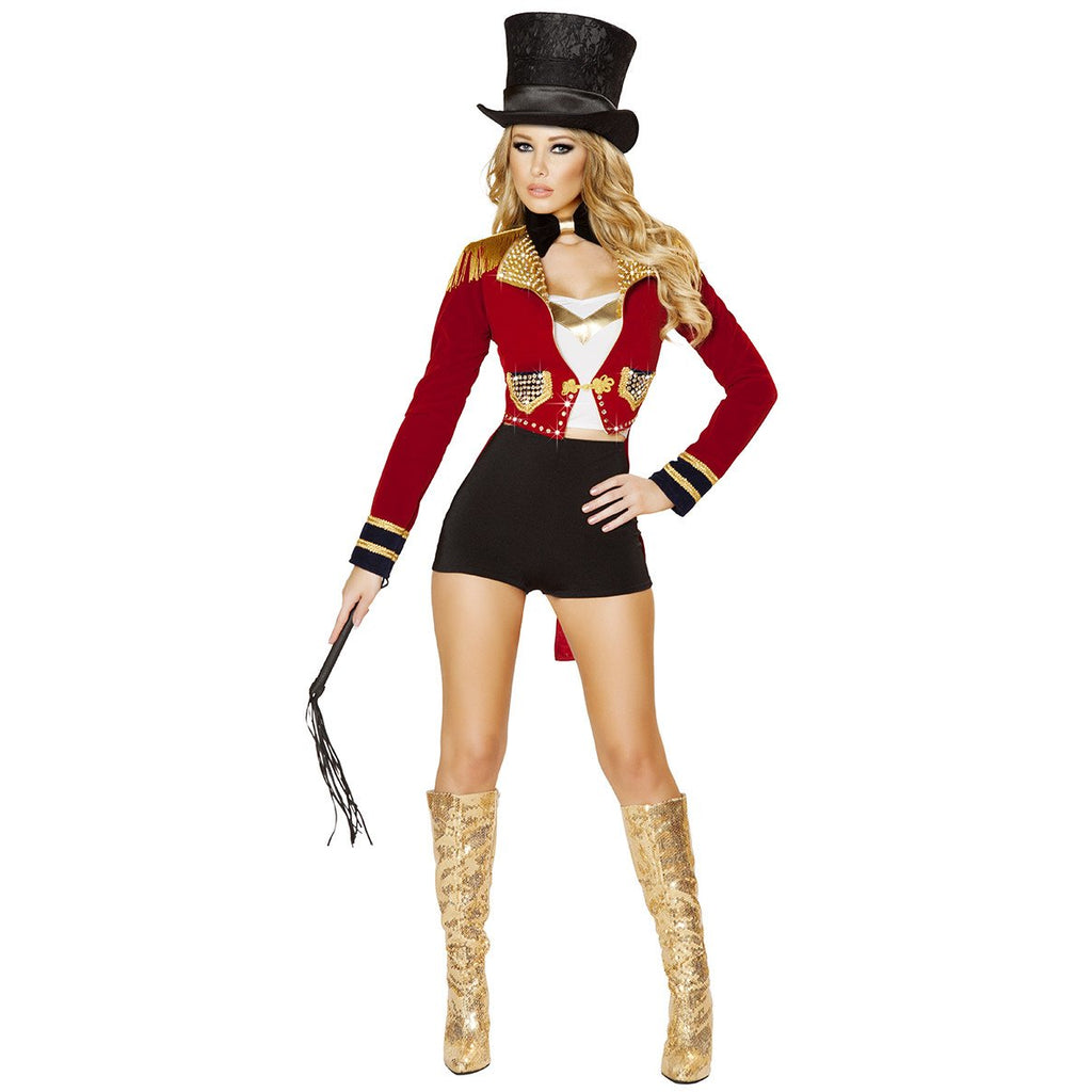 Seductive Circus Leader - Charmed Costumes