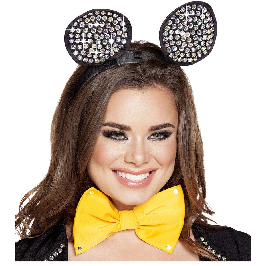 Rhinestone Mouse Ears - Charmed Costumes
