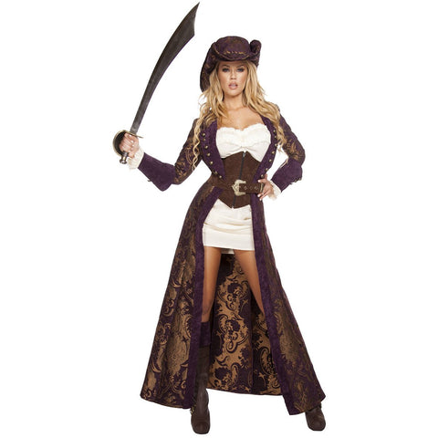 Decadent Pirate Diva - Charmed Costumes