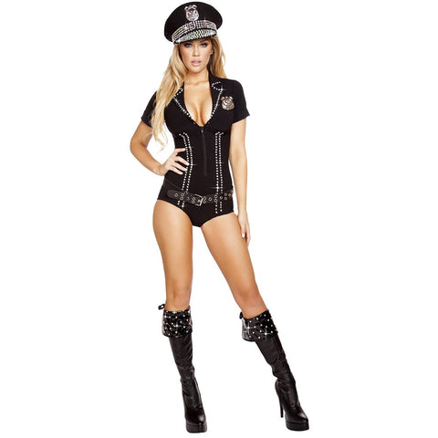Lusty Law Enforcer - Charmed Costumes