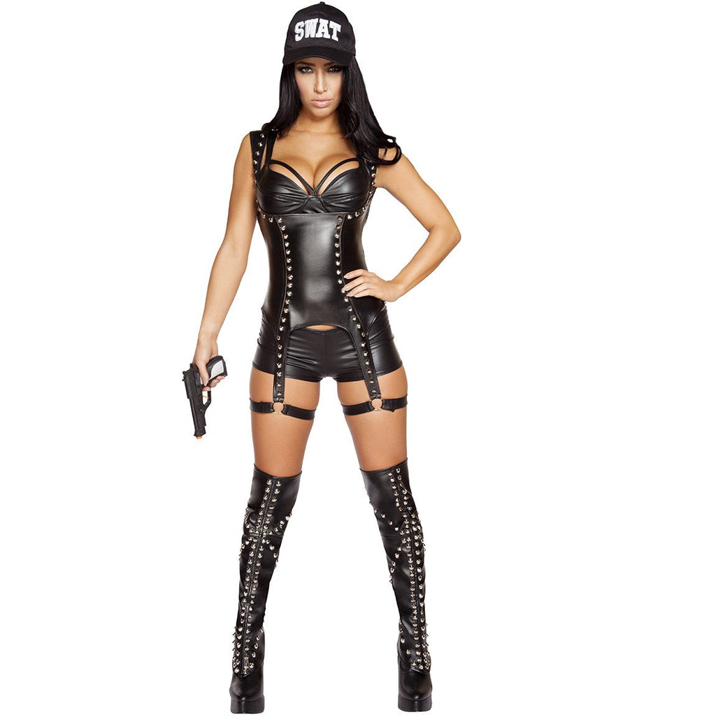 Seductive SWAT Agent - Charmed Costumes