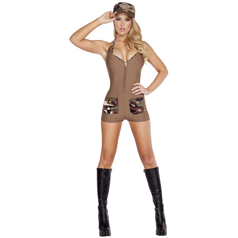 Sultry Soldier - Charmed Costumes