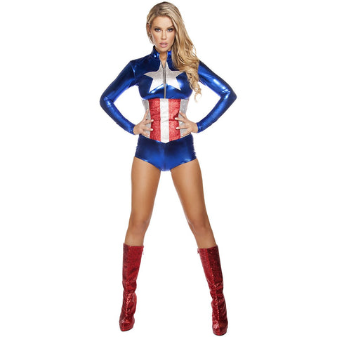 All American Temptress - Charmed Costumes