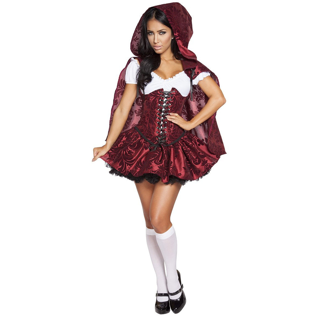 Lusty Lil' Red - Charmed Costumes