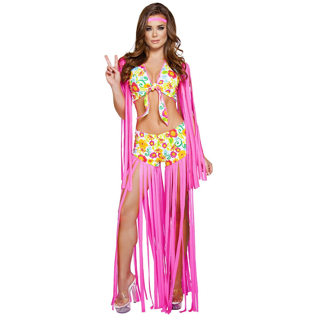 Foxy Flower Child - Charmed Costumes