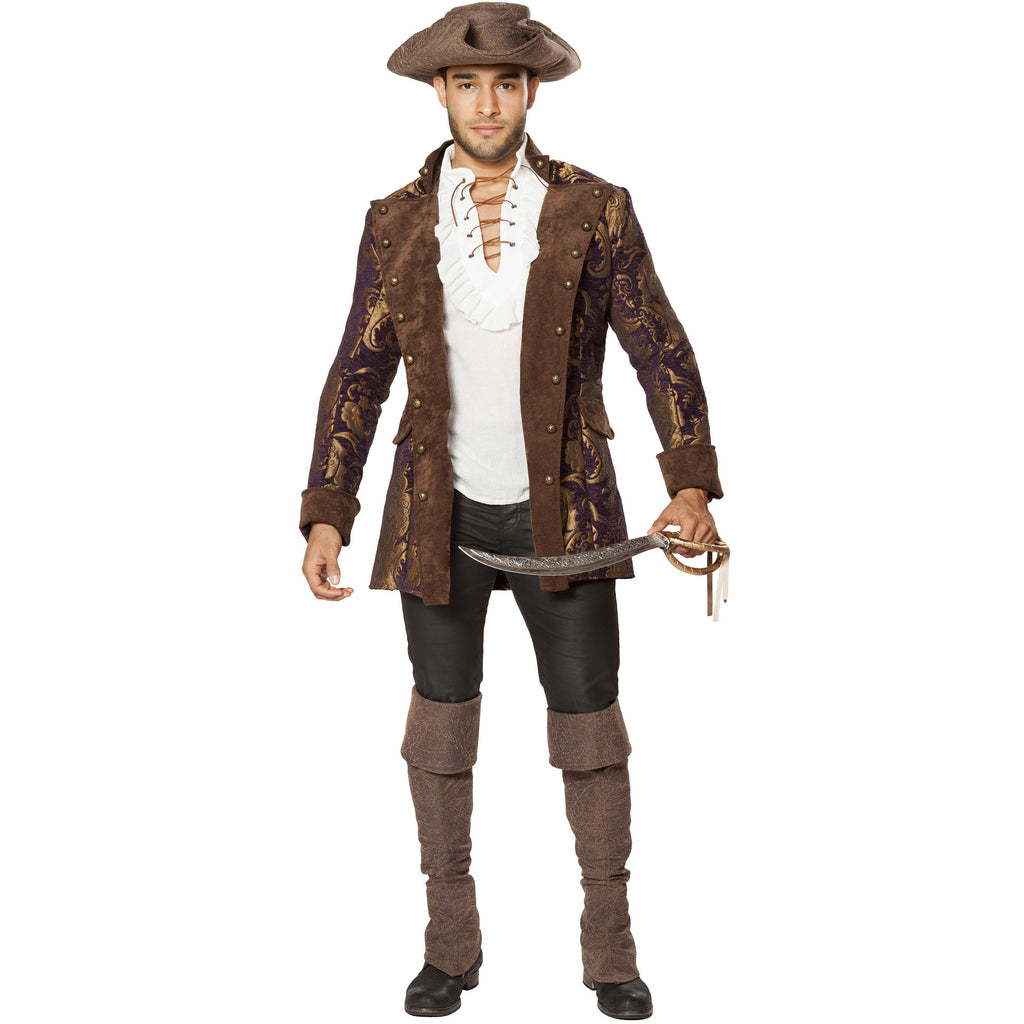 Men's Pirate Jacket