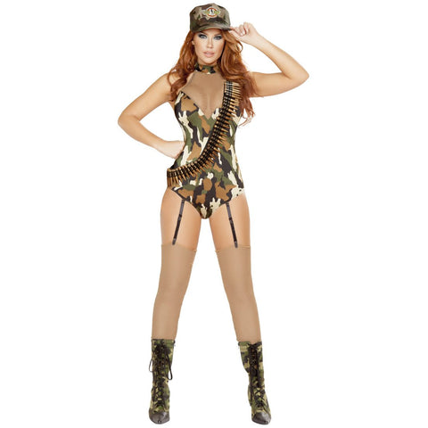 Sexy Military Costume