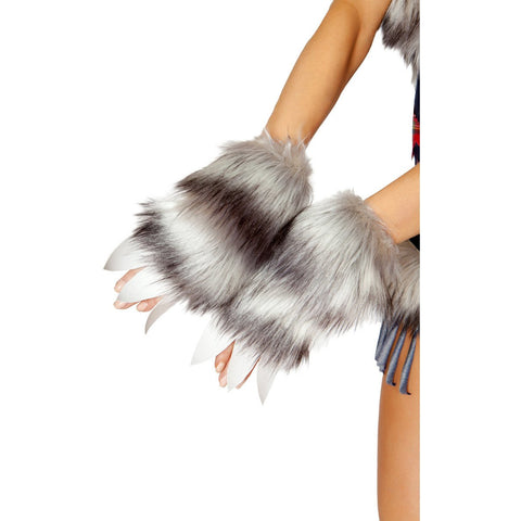 Wolf Paws for Costumes