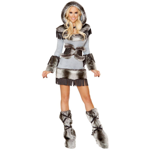 Eskimo Dress Costume
