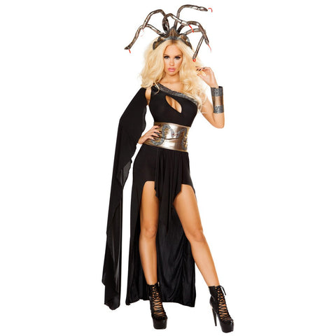 Complete Medusa - Greek Goddess Costume